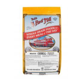 Bob's Red Mill Medium Grind Cornmeal 25lb.