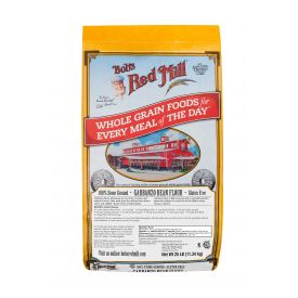 Bob's Red Mill Garbanzo Bean/Chickpea Flour Gluten Free 25lb.