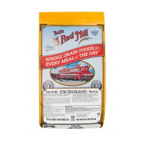 Bob's Red Mill Extra Thick Rolled Oats 50lb.