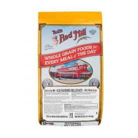Bob's Red Mill Old Fashioned Rolled Oats 25lb.
