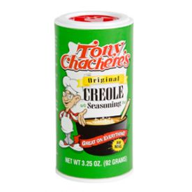 Tony Chachere's Original Creole Seasoning - 3.25oz