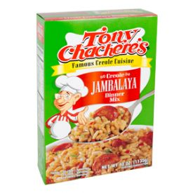 Tony Chachere's Jambalaya Rice Dinner Mix - 40oz