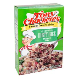 Tony Chachere's Dirty Rice Mix - 40 oz