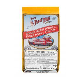 Bob's Red Mill Organic Spelt Flour 25lb.