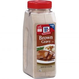 McCormick Brown Gravy - 21oz