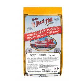 Bob's Red Mill Organic Corn Flour 25lb.