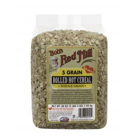 Bob's Red Mill 5 Grain Rolled Cereal 36oz.