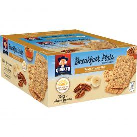 Quaker Banana Honey Nut Breakfast Flats 1.41oz.
