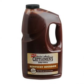 Cattlemen's Select Kentucky Bourbon BBQ Sauce 1 gallon