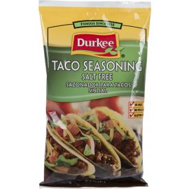 DurkeeSalt-Free Taco Seasoning - 8.5oz