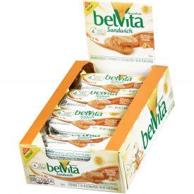Belvita Peanut ButterCookie Sandwiches - 14.08oz