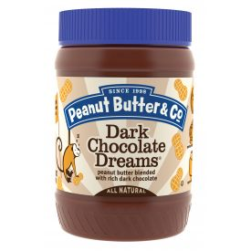 Peanut Butter & Co Dark Chocolate Dreams Peanut Butter 16oz.