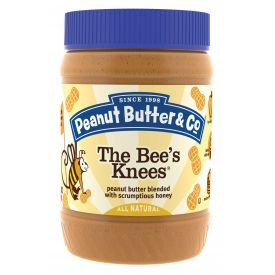 Peanut Butter & Co The Bee's Knees Peanut Butter 16oz.