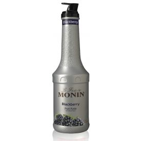 Monin Blackberry Puree 33.81 oz.