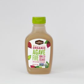 Madhava Honey Agavefive Organic Low Calorie Sweetener 16oz.