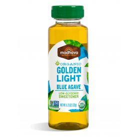 Madhava Honey Golden Light Agave 11.75oz.