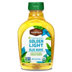 Madhava Honey Golden Light Agave 23.5oz.