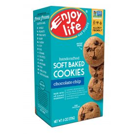 Enjoy Life Chocolate Chip Soft Baked Cookies - 6oz