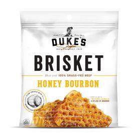 Duke's Honey Bourbon Beef Steak Jerky Strips - 2.5oz