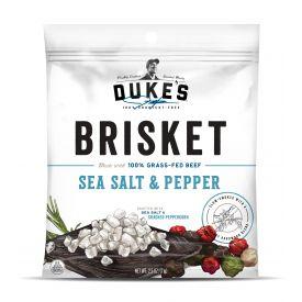 Duke's Traditional Sea Salt Beef Steak Jerkey Strips - 2.5oz