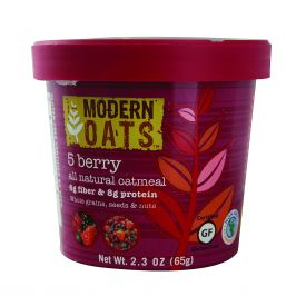 Modern Oats 5 Berry Oatmeal 2.3oz.
