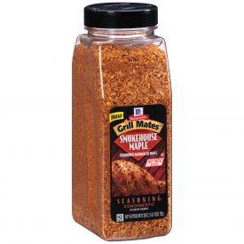 McCormick Grill Mates Smokehouse Maple Seasoning - 28oz
