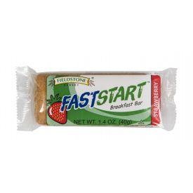 Faststart Strawberry Breakfast Bar 1.4oz.