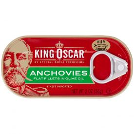 King Oscar Anchovies 2oz.