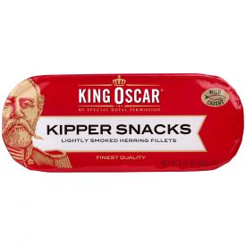 King Oscar Kipper Snacks 3.25oz.