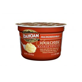 Idahoan Four Cheese Mashed Potatoes Cup - 1.5oz