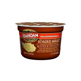Idahoan Loaded Baked Mashed Cup - 1.5oz