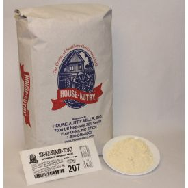 House-Autry Low Sodium Seafood Breader #207 25lb.