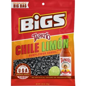 Bigs Chile Limon Sunflower Seeds - 5.35oz