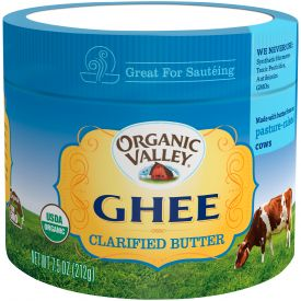 Purity Farms Organic Ghee – Clarified Butter 7.5oz.