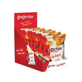 Popchips Barbeque Potato Chips - 0.8oz