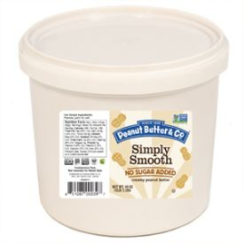 Peanut Butter & Co All Natural Smooth Peanut Butter 5lb.
