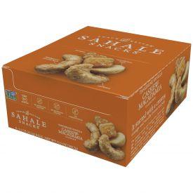 Sahale Tangerine Vanilla Cashew Macadamia Glazed Mix 1.5oz