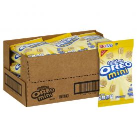Nabisco Golden Oreo Mini Cookies - 3oz