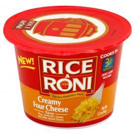 Rice-A-Roni Creamy Four Cheese - 2.25 oz