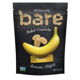 Bare Snacks Simply Banana Chips - 2.7oz