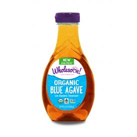 Wholesome Sweeteners Organic Blue Agave 23.5oz.