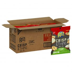 Ritz Sour Cream & Onion Crackers 1.7oz