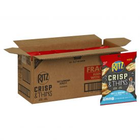 Ritz Salt And Vinegar Crackers - 1.7oz