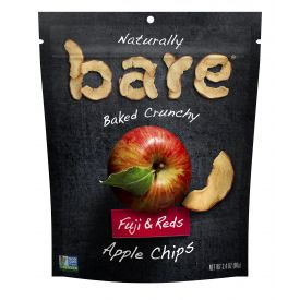 Bare Natural Crunchy Fuji Apple Chips 3.4oz