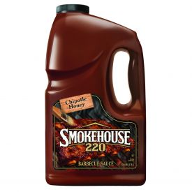 Smokehouse Chipotle Honey Barbecue Sauce 128oz.