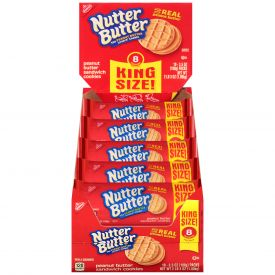 Nabisco Nutter Butter Cookies - 3.5oz