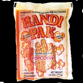 Great Western Handi Pack Popcorn Kit - 16.oz