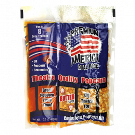 Great Western Coconut Popcorn Kit - 10.6oz