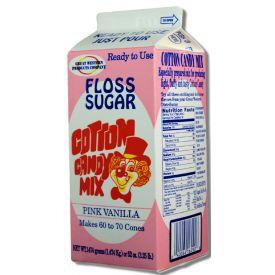 Great Western Pink Vanilla Floss Sugar - 312oz