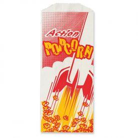 "Great Western Popcorn Bags 8"""